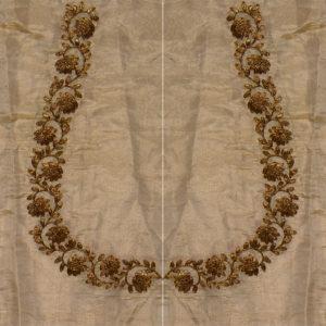 Beige Tissue Blouse