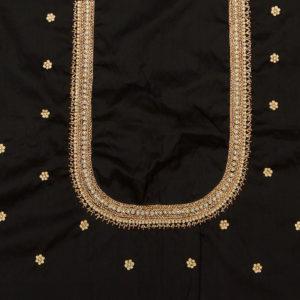 1475785995fb5 GB-16-74 Quick View. Black Cotton Silk Blouse