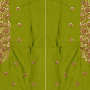 d367f8687a0bf GB-17-226 Quick View. Green Cotton Silk Blouse