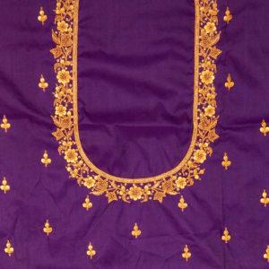 24cb7cd74c3b7 GB-17-252 Quick View. Purple Cotton Silk Blouse